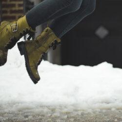 flade vinterstøvler dame