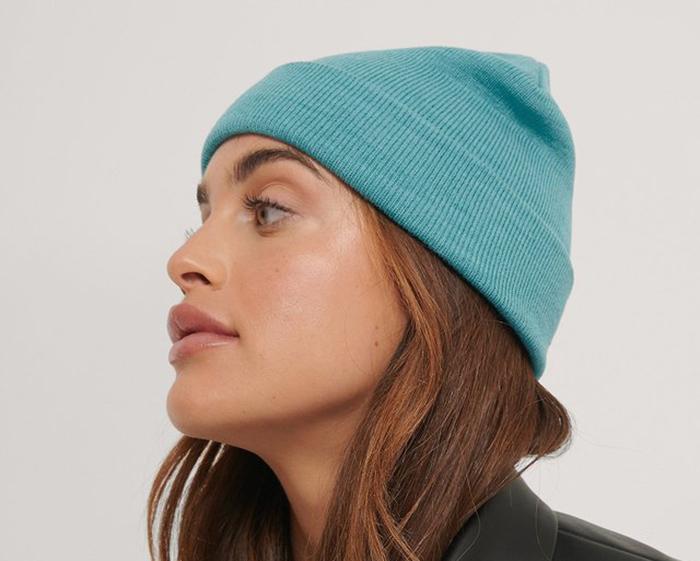 Billige blå hue til kvinder