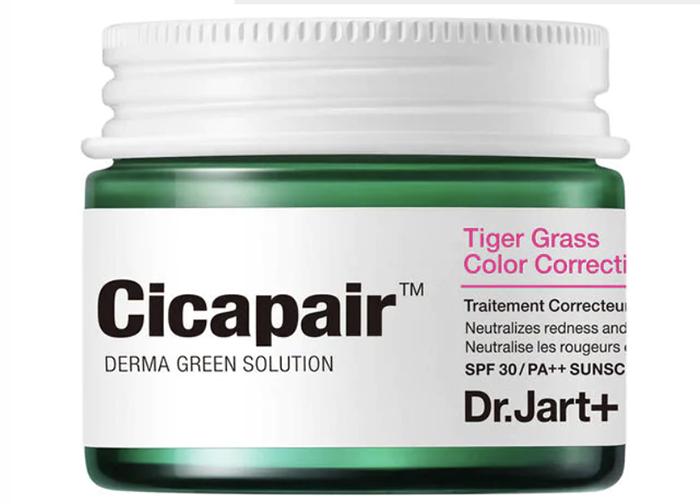 Tiger græs ansigtscreme til sensitiv hud