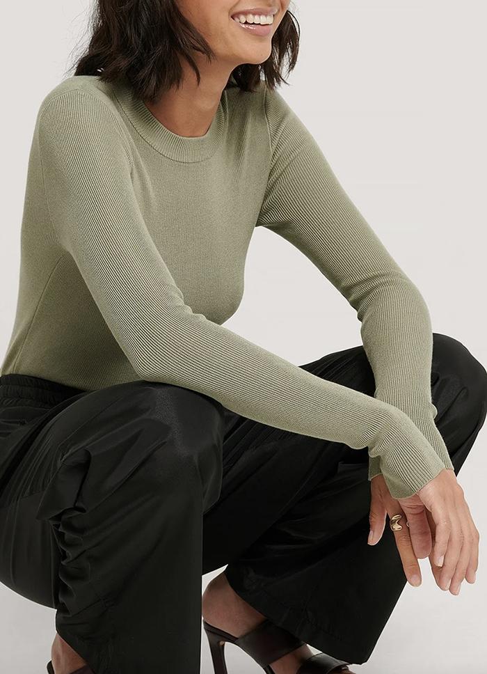 Elegant tynd trøje til piger
