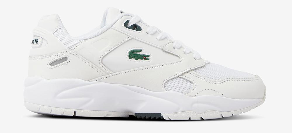 Fremragende hvide sneakers til damer