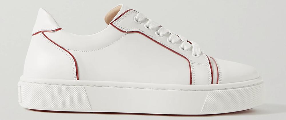 Hvide luksus sneaker fra skodkongen