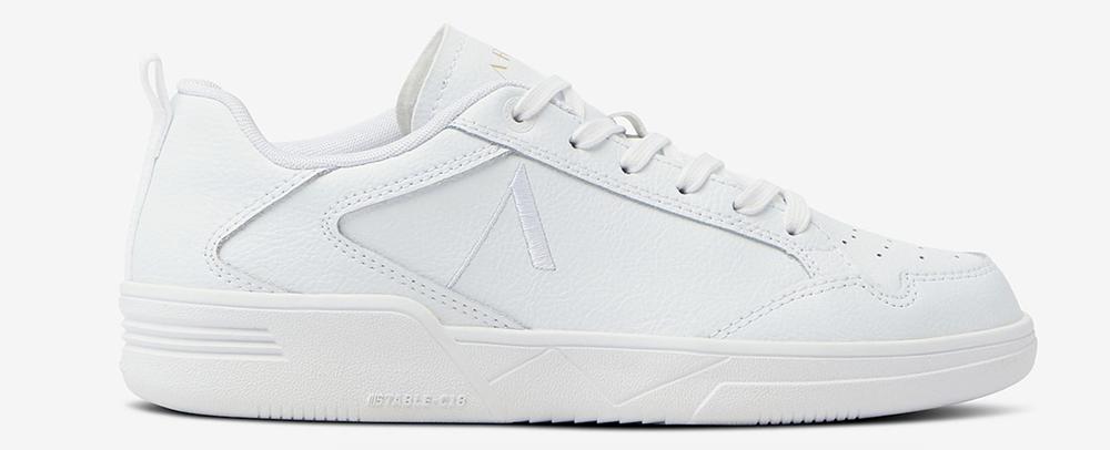 Lækre hvide sneakers i dansk design