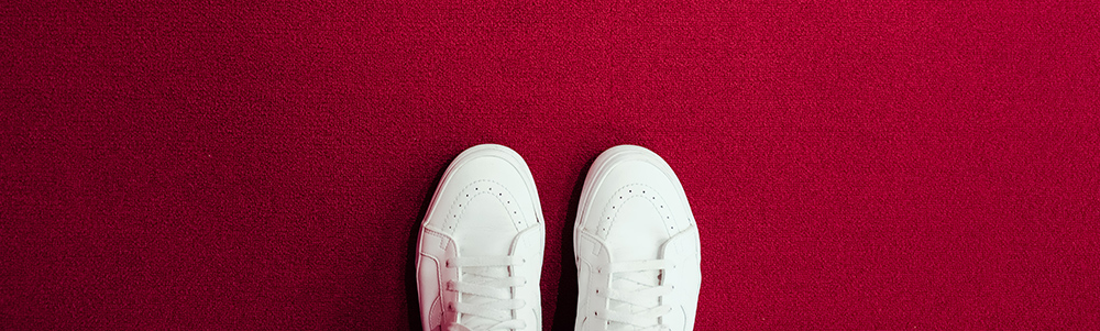 dyre hvide sneakers dame