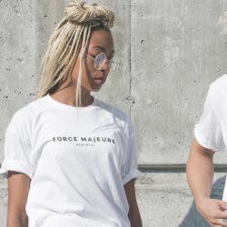 Flot t-shirt dame
