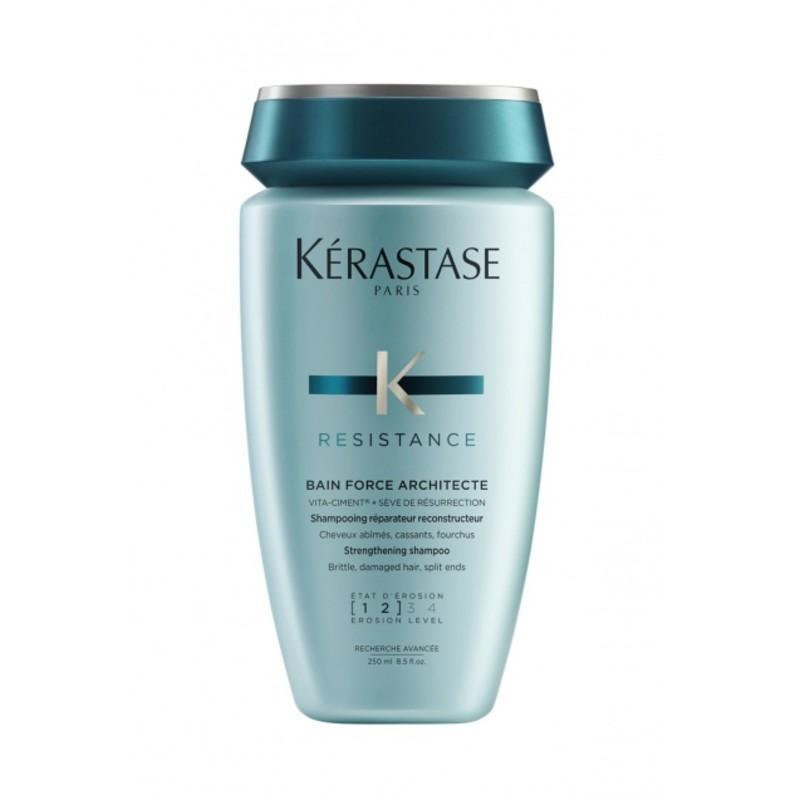 Kerastase shampoo til beskadiget og tørt hår