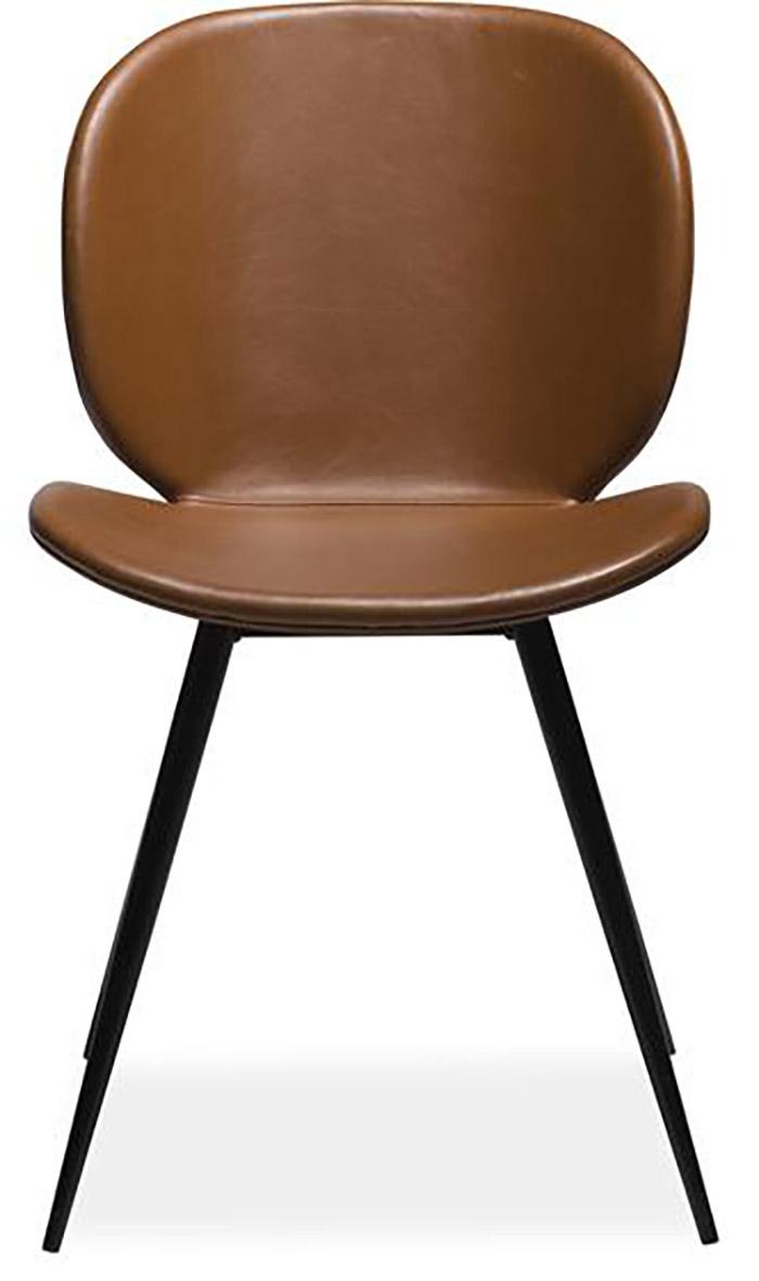 Prisvenlig spisebordsstol i vantage kunstlæder
