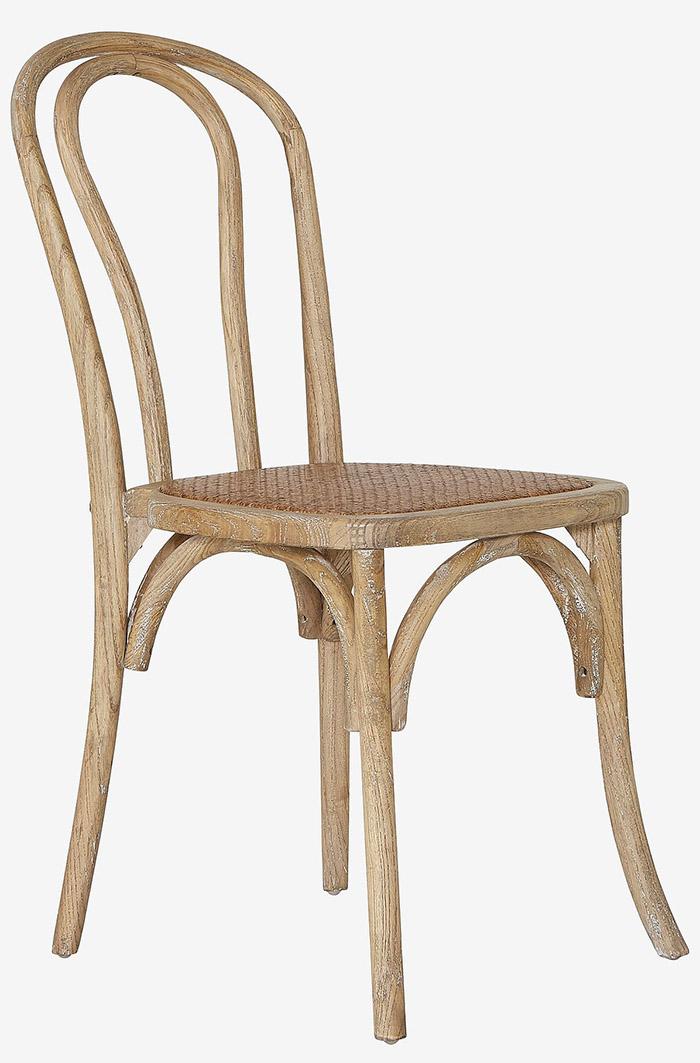 Smukke spisebordsstole i landstil