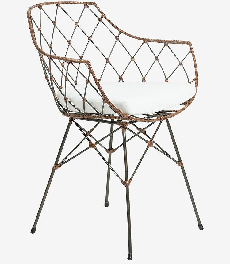 Smukke spisebordsstole i naturligt design