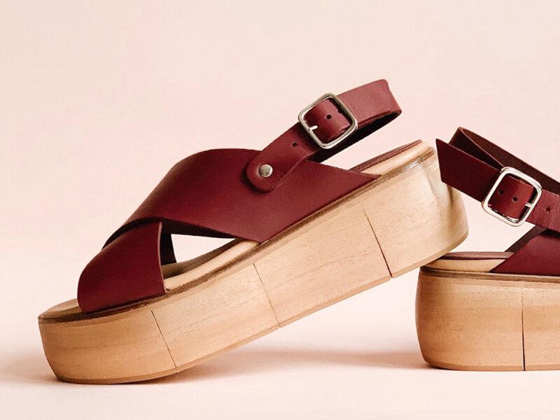 flade sandaler til kvinder