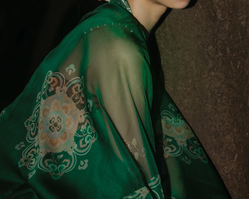 kimono dame