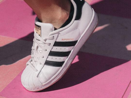 Stor samling af sneakers til kvinder - 48 par