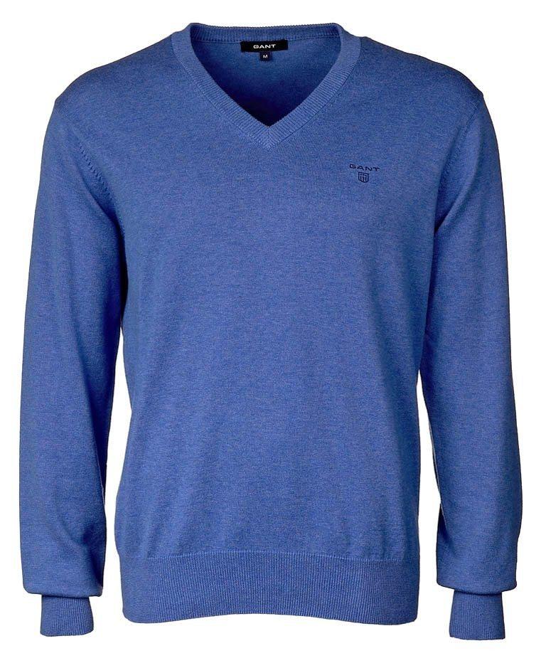 Blå Striktrøjer Gant