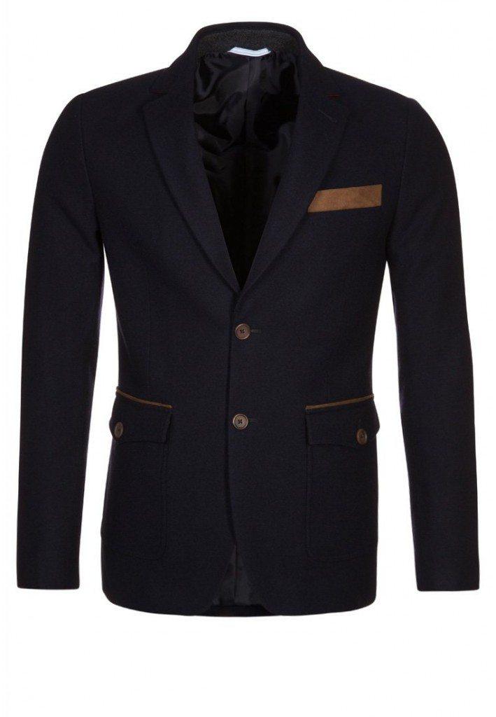 Blå blazere til herrer