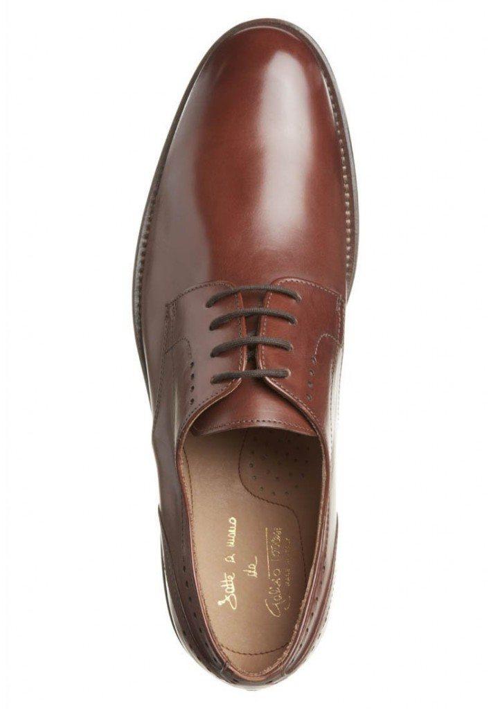 Chokoladebrune sko