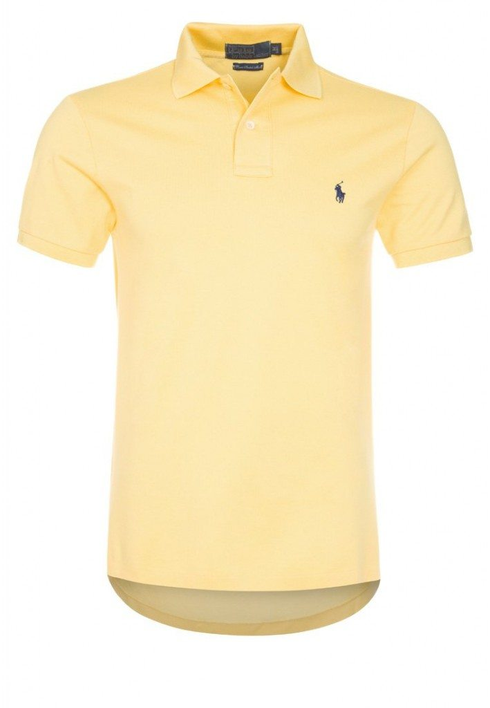 Polo T-Shirt Gul Ralph Lauren