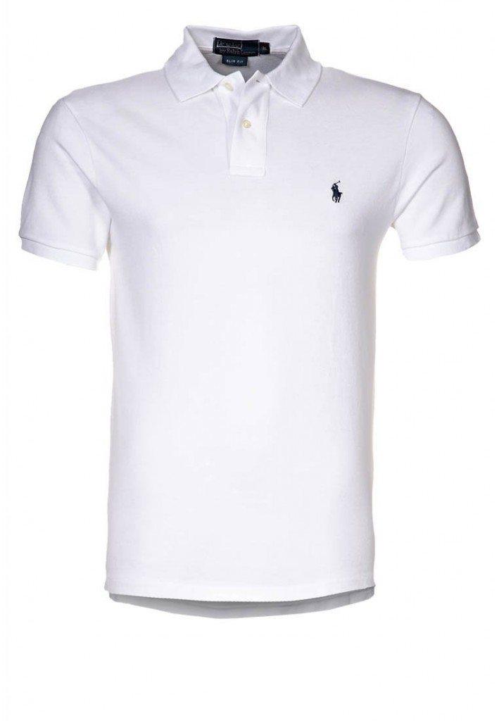 Polo Shirt Hvid Ralph Lauren