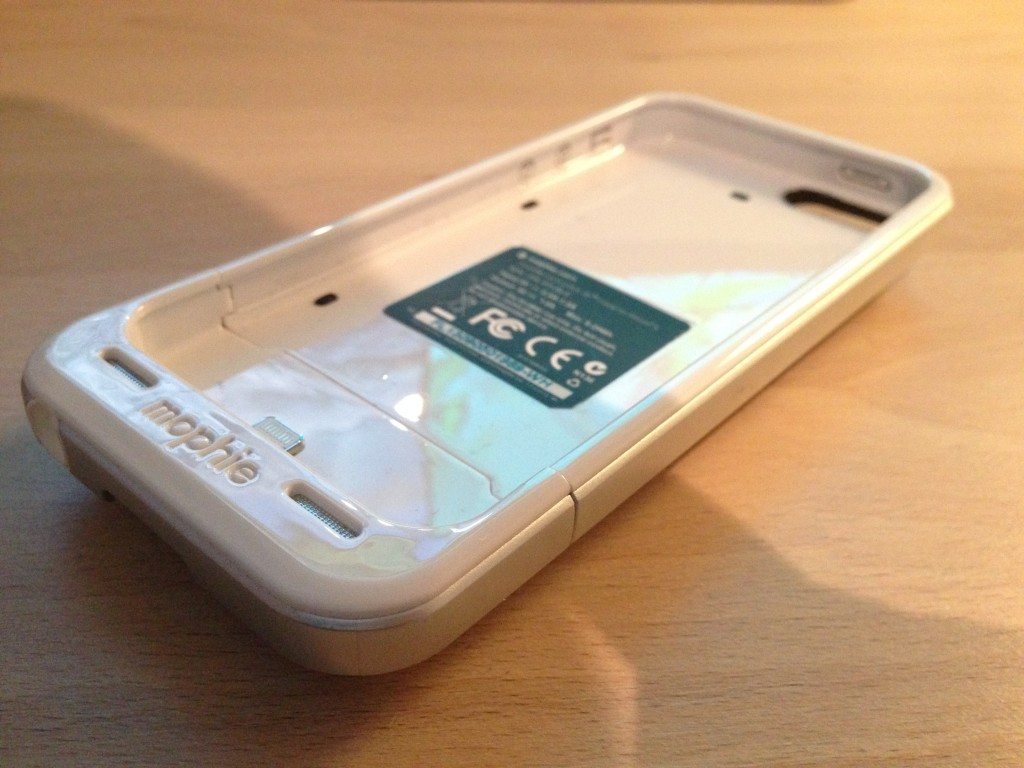 ekstra batteri til iphone 5