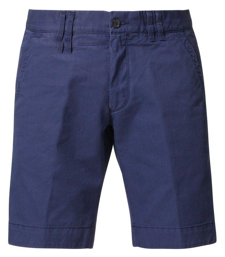 Klassiske blå shorts