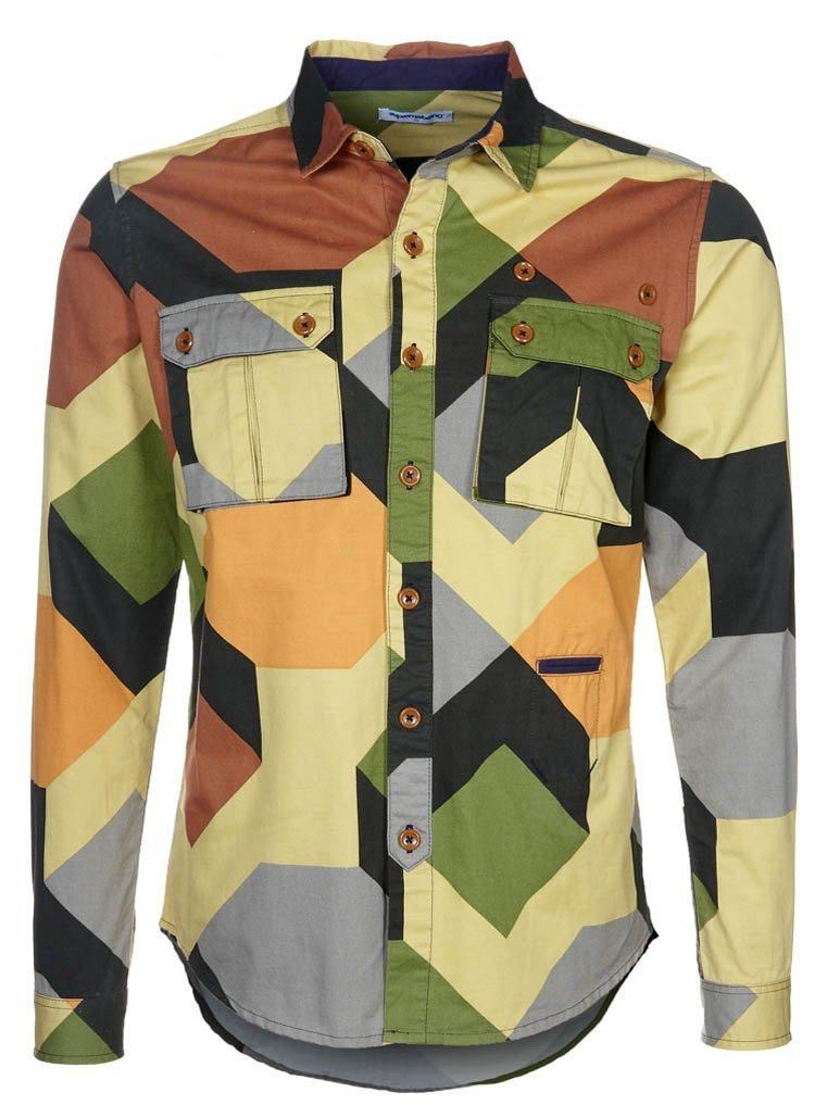 mønstrede skjorter til herrer