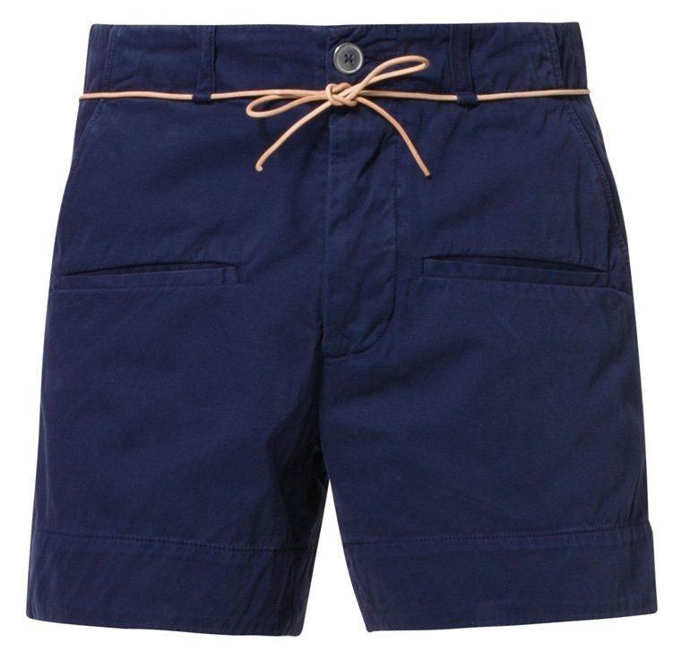 Blå shorts fra Homecore