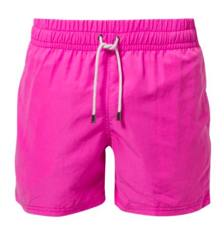 Pink badeshorts