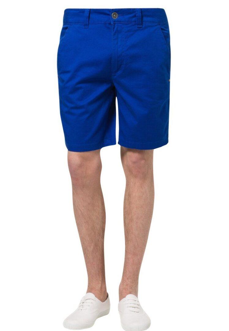 Short i ægte blå