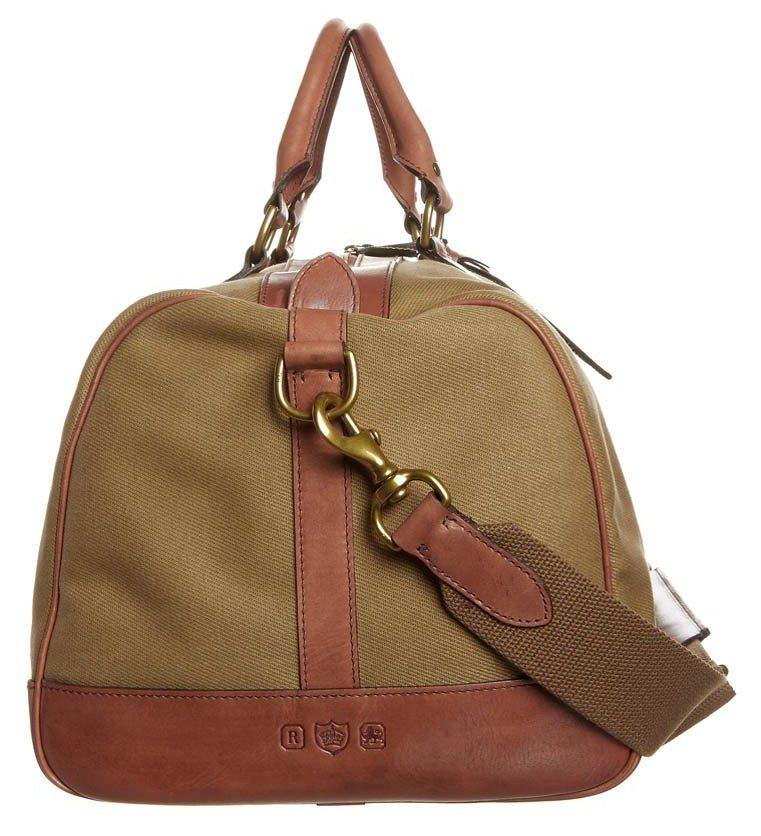 brun Weekendtaske til rejsen