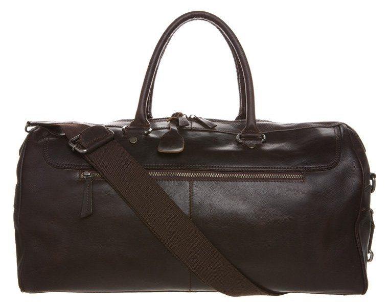 weekendtasker i læder