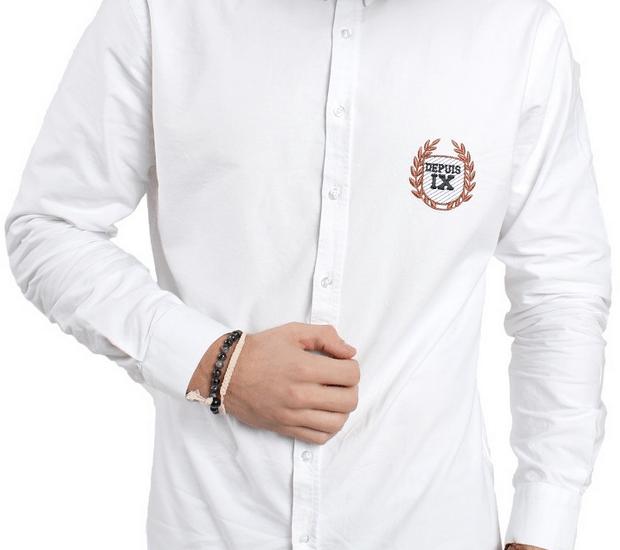 3 Hvide Skjorter Fra Les Deux