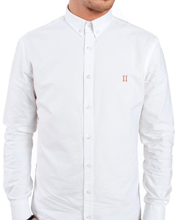hvide skjorter les deux