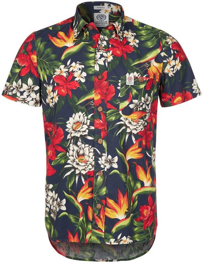 hawaii skjorte københavn