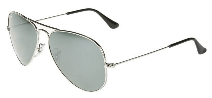 11 Aviator Solbriller fra Ray Ban - Tom Cruise - Top Gun