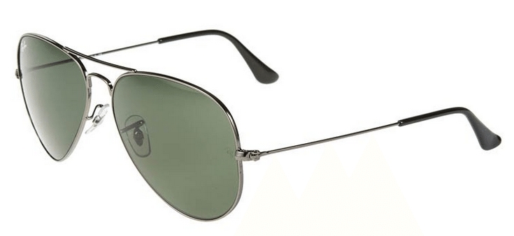 11 Aviator Solbriller fra Ray Ban - Tom Cruise - Top Gun