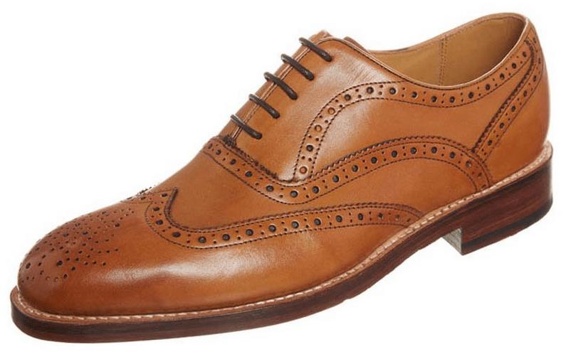 brune sko