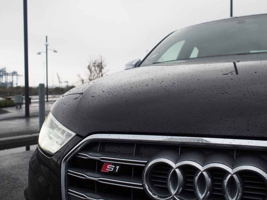 Audi S1 quattro - en fartdjævel med sjæl