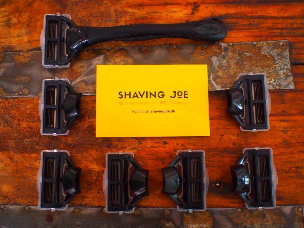 shavingjoe.dk barberblade