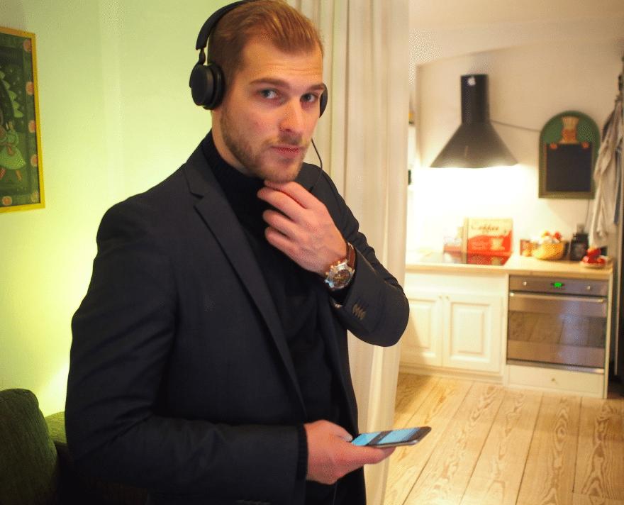 fede hovedtelefoner med god lyd bang olufsen beoplay