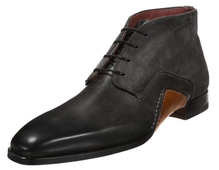 grå støvler fra magnanni