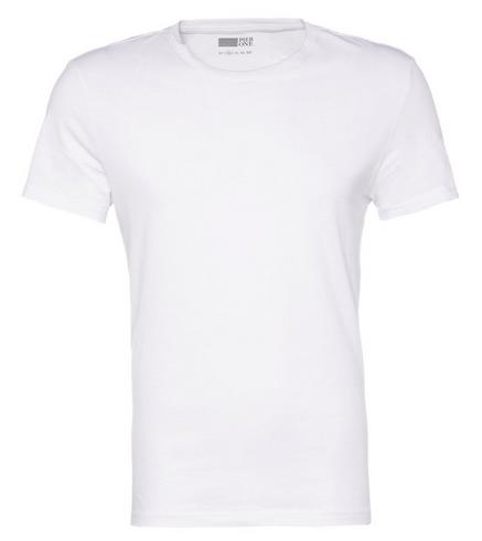 hvide t shirts billige