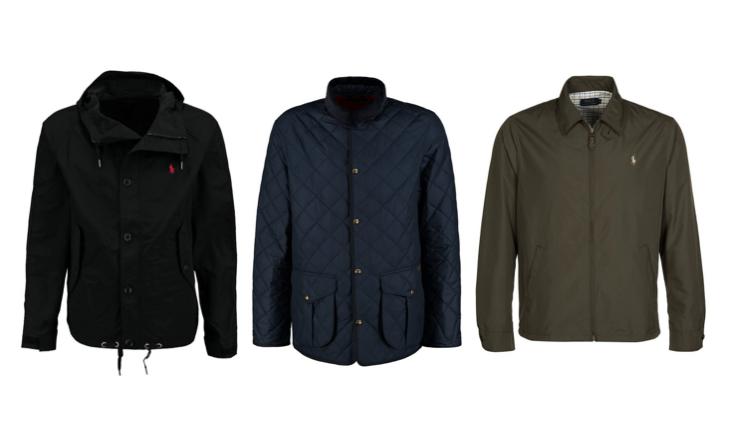 8 lækre Ralph Lauren jakker