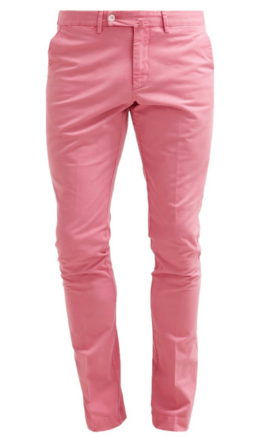 lyserøde bukser