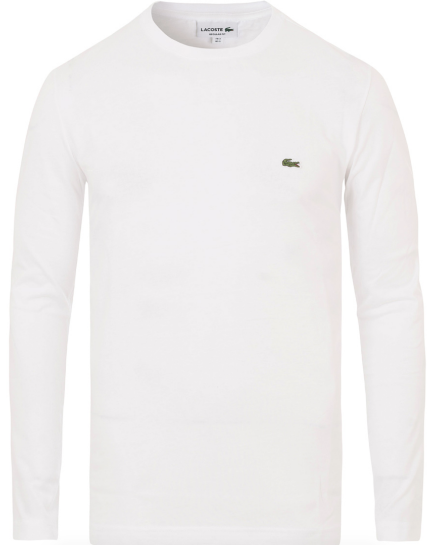 langærmet t-shirt til mænd