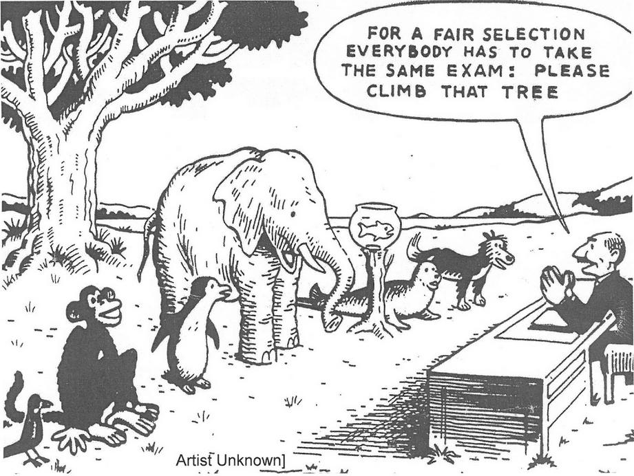 urimeligheden ved uddannelsessystemet