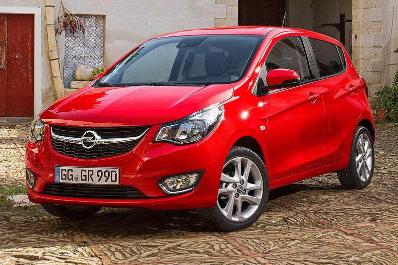bedste lille bil 2015