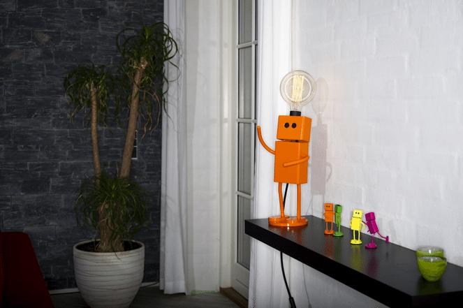 fede bordlamper til kontoret
