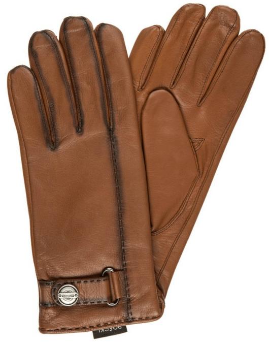 læderhandsker til mænd