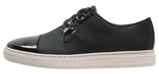 sorte sko til mænd