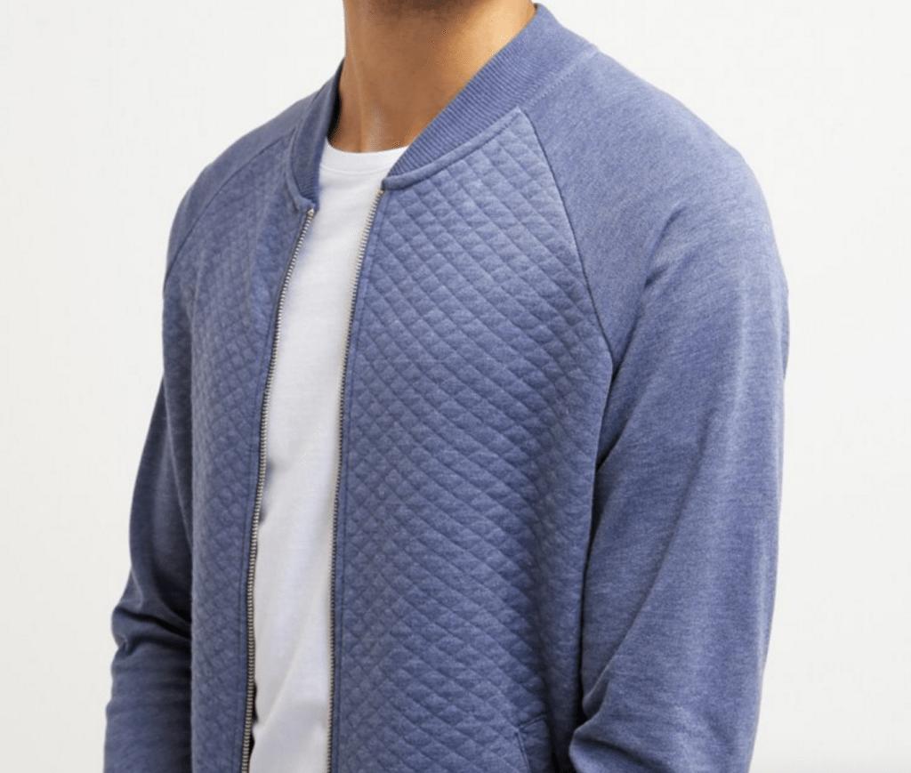 quiltede trøjer