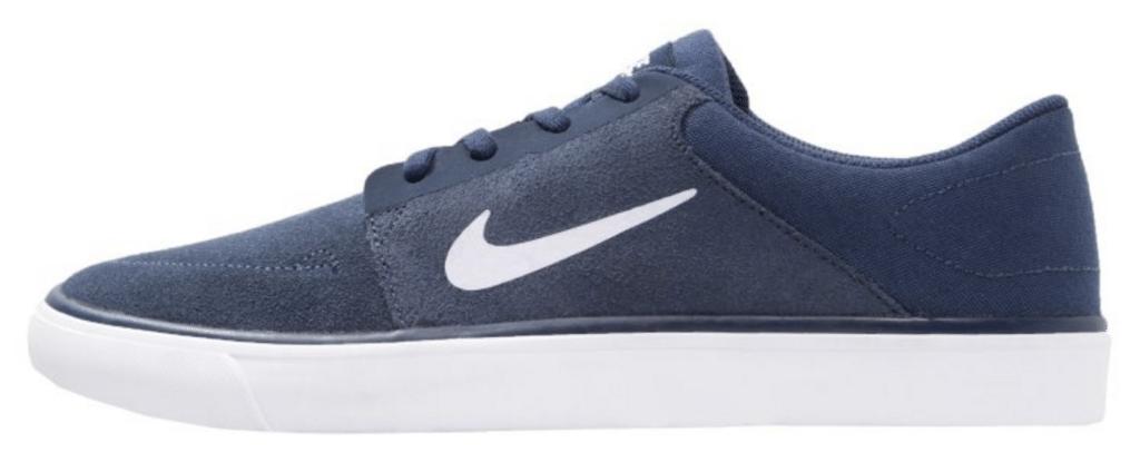 newest 78e67 2543d Klassiske blå Nike sneakers